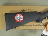 Savage 16/116 Lightweight Hunter Black Synthetic 20