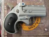 Cobra Big Bore Derringer Satin Nickel .38 Spl CB38SB