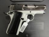 "Kimber Onyx Ultra II Black / Silver .45 ACP 3"" 3200307 - 1 of 9"