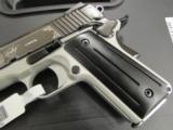 "Kimber Onyx Ultra II Black / Silver .45 ACP 3"" 3200307 - 3 of 9"