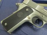 Colt 1991 Government Series 80 1911 Stainless 9mm O1092 - 5 of 8
