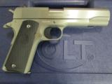 Colt 1991 Government Series 80 1911 Stainless 9mm O1092 - 1 of 8