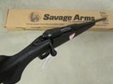 Savage 11/111 Long Range Hunter Black Synthetic .338 Federal 22450 - 9 of 9