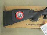Savage 11/111 Long Range Hunter Black Synthetic .338 Federal 22450 - 3 of 9