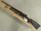 Savage 11/111 Long Range Hunter Black Synthetic .338 Federal 22450 - 2 of 9