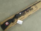 Savage 11/111 Long Range Hunter Black Synthetic .338 Federal 22450 - 1 of 9