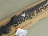 Savage 11/111 Long Range Hunter Black Synthetic .338 Federal 22450 - 5 of 9