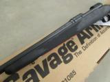 Savage 11/111 Long Range Hunter Black Synthetic .338 Federal 22450 - 6 of 9