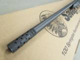 Savage 11/111 Long Range Hunter Black Synthetic .338 Federal 22450 - 7 of 9