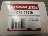 VORTEX OPTICS CROSSFIRE II 4-12X40mm DEAD-HOLD DBC RETICLE RIFLE SCOPE CF2-31019 - 5 of 5