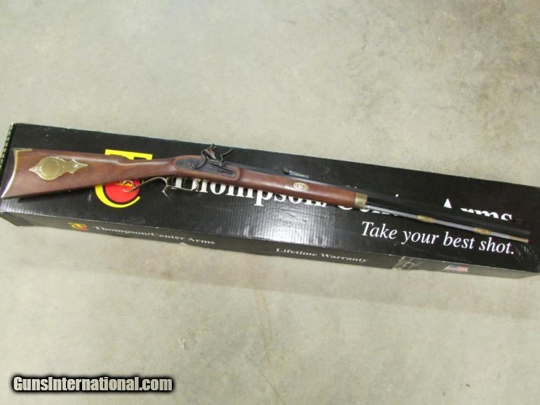 NIB Thompson Center Hawken Flintlock  50 Caliber Muzzleloader