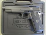 Armscor Rock Island Armory XT 22 TAC Tactical 1911 .22 LR 51997 - 2 of 10