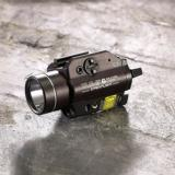 Streamlight Tactical Gun Mount Weapon Light TLR-2G Green Laser - 2 of 3