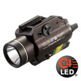 Streamlight Tactical Gun Mount Weapon Light TLR-2G Green Laser - 1 of 3