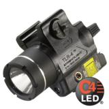 Streamlight Tactical Gun Mount Weapon Light TLR-4 - 1 of 3