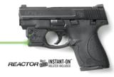 Viridian Reactor 5 Green Laser Sight for S&W Shield w/ Holster SKU: R5-SHIELD - 1 of 4