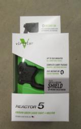 Viridian Reactor 5 Green Laser Sight for S&W Shield w/ Holster SKU: R5-SHIELD - 2 of 4