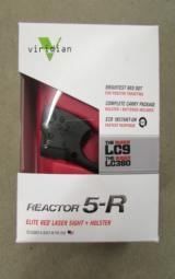 Viridian Reactor 5 RED Laser Sight for Ruger LC9 w/ Holster SKU: R5-R-LC9