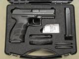 Heckler & Koch P30-V3 Single-Action/Double-Action 9mm Luger P30-V3 - 1 of 8