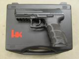 Heckler & Koch P30-V3 Single-Action/Double-Action 9mm Luger LEM Trigger 730901-A5 - 2 of 8