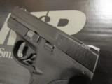 Smith & Wesson M&P SHIELD No Thumb Safety 9mm 3