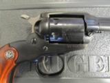 """Ruger Bearcat 4.2"""" Blued Single-Action .22 LR 0912 - 6 of 9"""