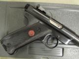 "Ruger Mark III Target 5.5"" Bull BBL Black .22 LR 10101 - 4 of 7"