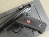 "Ruger Mark III Target 5.5"" Bull BBL Black .22 LR 10101 - 3 of 7"
