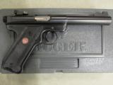 "Ruger Mark III Target 5.5"" Bull BBL Black .22 LR 10101 - 1 of 7"
