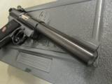 "Ruger Mark III Target 5.5"" Bull BBL Black .22 LR 10101 - 5 of 7"