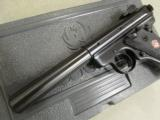 "Ruger Mark III Target 5.5"" Bull BBL Black .22 LR 10101 - 6 of 7"
