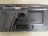 "Ruger 22/45 Mark III Target 5.5"" Bull .22 LR 10158"