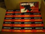 1000 Rounds Federal American Eagle 9mm Luger 115Gr