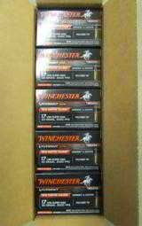 250 Rounds Winchester Varmint 20GR V-Max .17 WSM S17W20 - 2 of 3