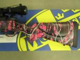 Mossberg Patriot Super Bantam Scoped Muddy Girl Camo 7mm-08 Rem 27927 - 3 of 9