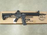 Smith & Wesson M&P15-22 Adj Dual Aperture Sight .22 LR 811030