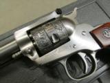 Ruger Single Six Exclusive TALO Cowboy Design .22 LR / .22 Mag - 6 of 10