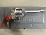 Ruger Single Six Exclusive TALO Cowboy Design .22 LR / .22 Mag - 1 of 10