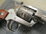 Ruger Single Six Exclusive TALO Cowboy Design .22 LR / .22 Mag - 5 of 10