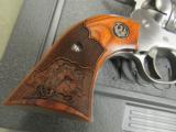 Ruger Single Six Exclusive TALO Cowboy Design .22 LR / .22 Mag - 3 of 10