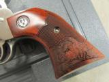 Ruger Single Six Exclusive TALO Cowboy Design .22 LR / .22 Mag - 4 of 10