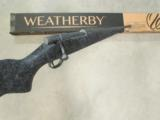 Weatherby Vanguard Series 2 Back County Stainless .240 WBY Magnum VBK240WR4O - 8 of 8