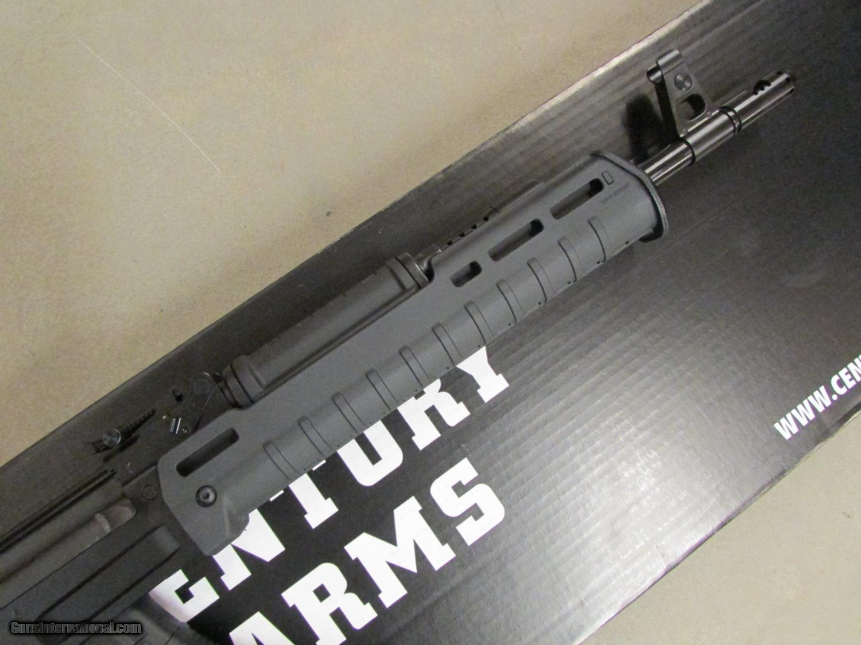 Century Arms C39v2 AK-47 w/ Magpul Zhukov-S Furniture 7 62