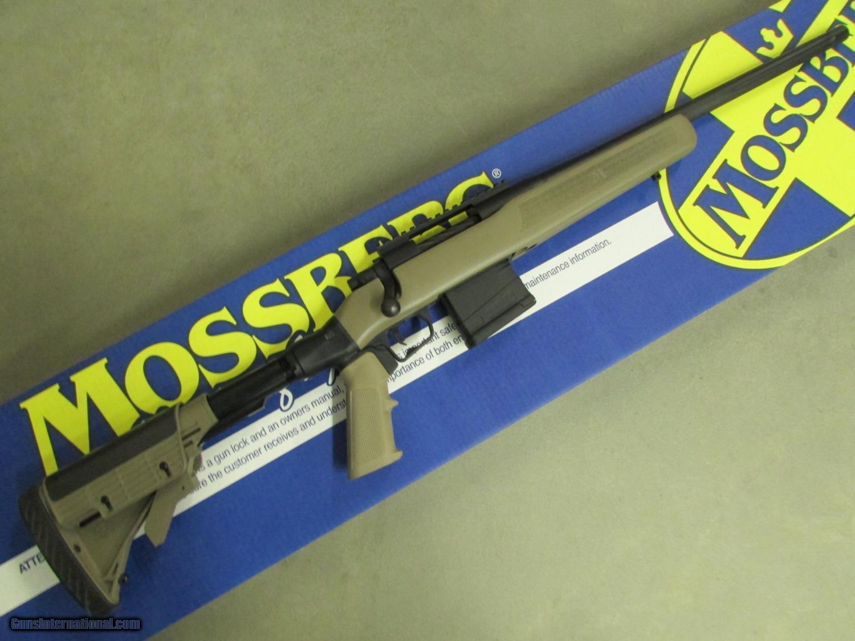 Mossberg MVP Flex Tan 18 5
