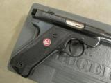 Ruger Mark III Standard Semi-Auto .22 LR Pistol 10105 - 4 of 8