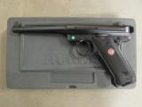 Ruger Mark III Standard Semi-Auto .22 LR Pistol 10105 - 3 of 8