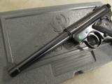 Ruger Mark III Standard Semi-Auto .22 LR Pistol 10105 - 7 of 8