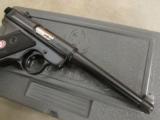 Ruger Mark III Standard Semi-Auto .22 LR Pistol 10105 - 6 of 8
