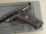 Ruger Mark III Standard Semi-Auto .22 LR Pistol 10105 - 5 of 8