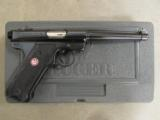 Ruger Mark III Standard Semi-Auto .22 LR Pistol 10105 - 2 of 8